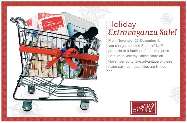 Holiday extravaganza sale 2