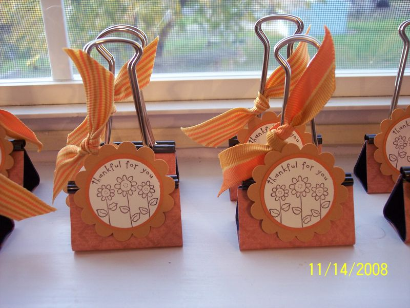 Gifts for bunco girls