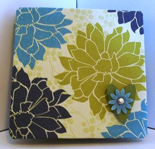 Urban garden note pad