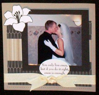 5th avenue floral wedding 6x6