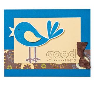 Good friend card