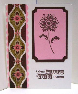 Mary jo's card