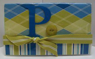 Peggy's calendar gift