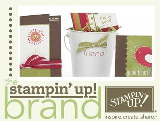 Stampin up brand inspire.create.share