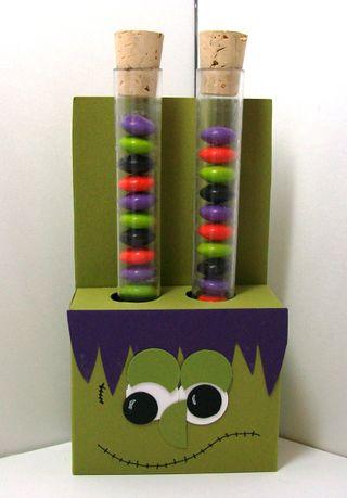 Frankie test tubes