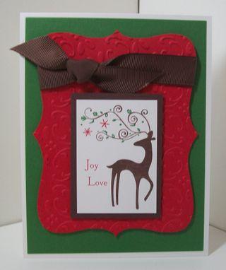Christmas cards class 2