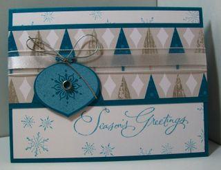 Christmas cards class 5