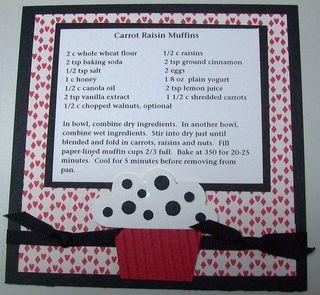 Recipe cupcake 1