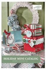 Holiday mini catalog