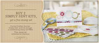 Simply sent kits