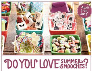 Summer smooches